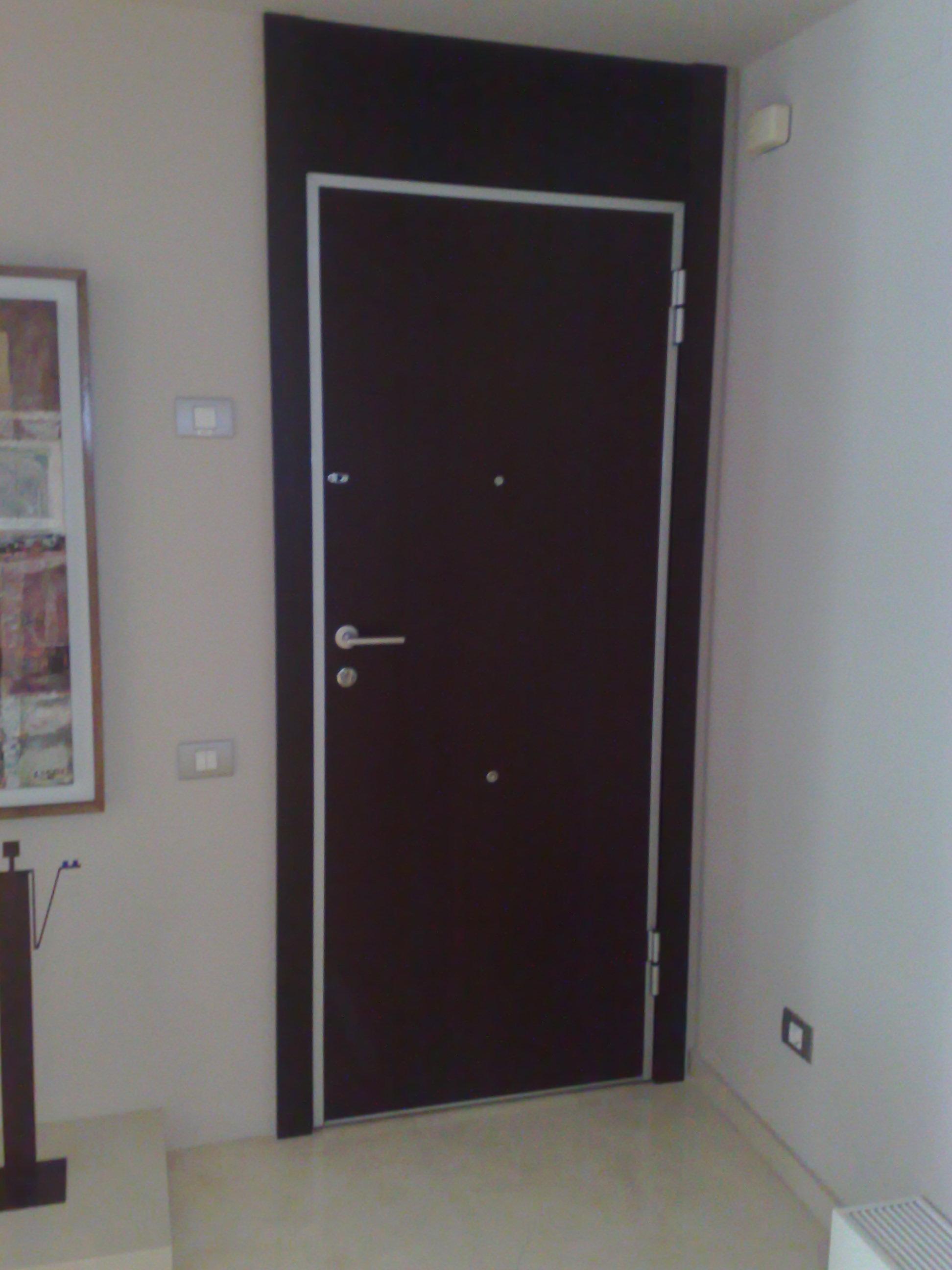 Puertas acorazadas blindadas de interior correderas - Puertas blindadas a medida ...