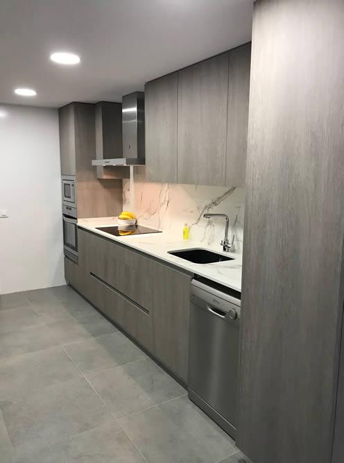 Cocinas modernas - Diseño de cocinas en Quart de Poblet (Valencia)